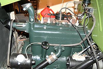 1930 ford model a restoration rm restoration for Model a motor mounts