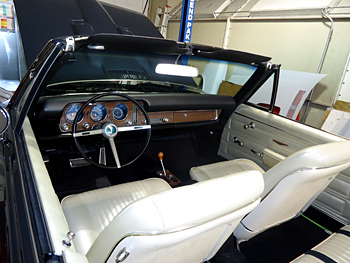 1968 gto convertible restoration rm restoration. Black Bedroom Furniture Sets. Home Design Ideas