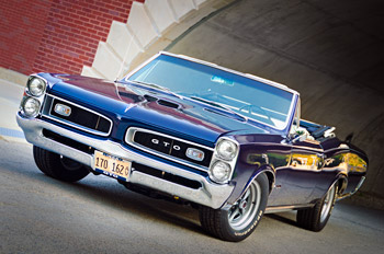 1966 GTO Convertible by RM Restorations